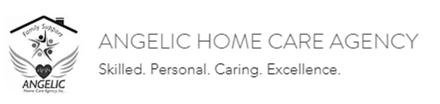 Angelic Home Care Logo